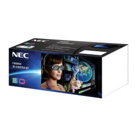 NEC 3D Projection Starter Kit