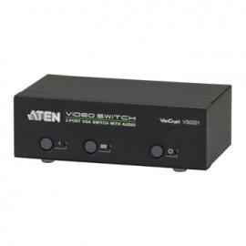 2-voudige VGA switcher