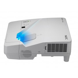 NEC UM301W Ultra short throw projector met gratis beugel!