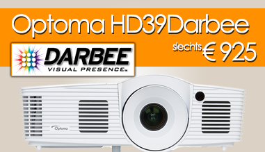 Optoma HD39 Darbee Special Edition