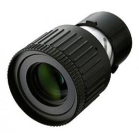 Hitachi UL604, zoom telelens